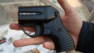 пистолет 'ОСА'