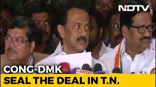 day-after-rivals-tie-up-congress-dmk-may-declare-alliance-for-elections