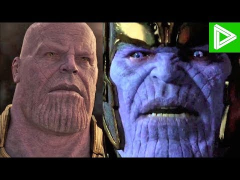 10 Things You Didn't Know about Thanos (Avengers: Infinity War)