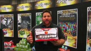Procaps Direct's DXS ECOFILL Paintball Demo