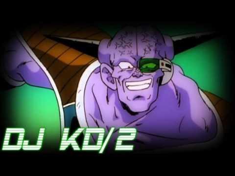 🎵DBZ Rap Beat - Ginyu's Theme - DJ KD/2