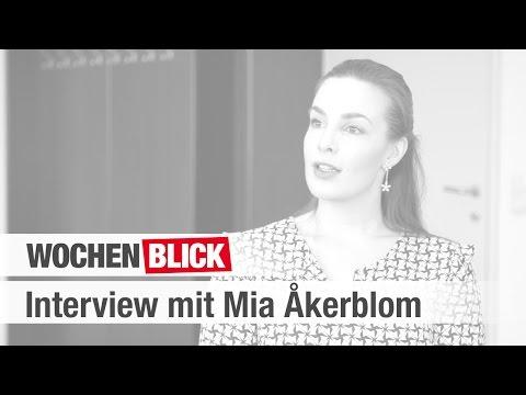 """Wochenblick""-Interview mit Mia Åkerblom"