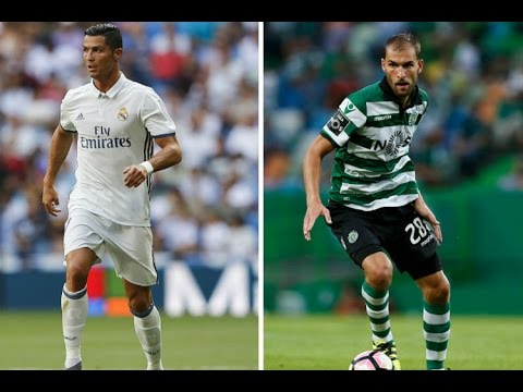 Download Real Madrid vs Sporting Lisbon (2-1) Champions League All Goals & Highlights 14/09/2016