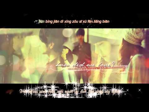 [Vietsub + Pinyin] Thời gian ngừng lại - Vicki Zhao