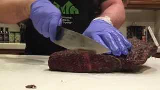 How to cook a Brisket on a Green Mountain Grills