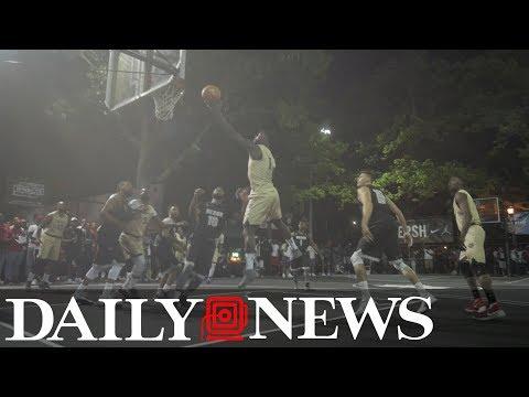 Gersh Park Basketball Tournament in Brooklyn