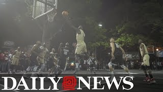 Gersh Park Basketball Tournament in Brooklyn