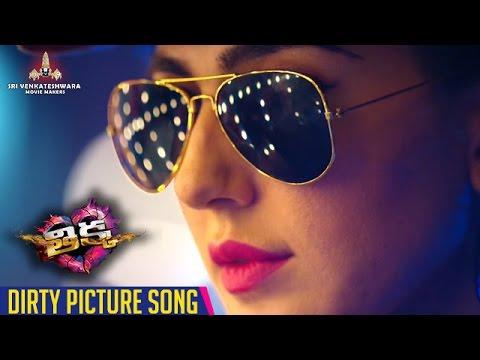Thikka Movie Songs | Dirty Picture Song Trailer | Sai Dharam Tej | Larissa | Mannara | SS Thaman