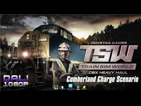 Train Sim World: CSX Heavy Haul - Cumberland Charge Scenario 100% Completed