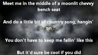 Blake Shelton Sure Be Cool If You Did (Lyrics)