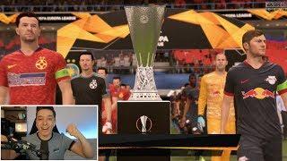 MAREA FINALA EUROPA LEAGUE FCSB VS RB LEIPZIG !!! CARIERA CU FCSB #12 / FIFA 20 ROMANIA