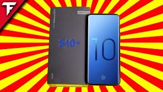 unboxing: SAMSUNG GALAXY S10+ (clone)