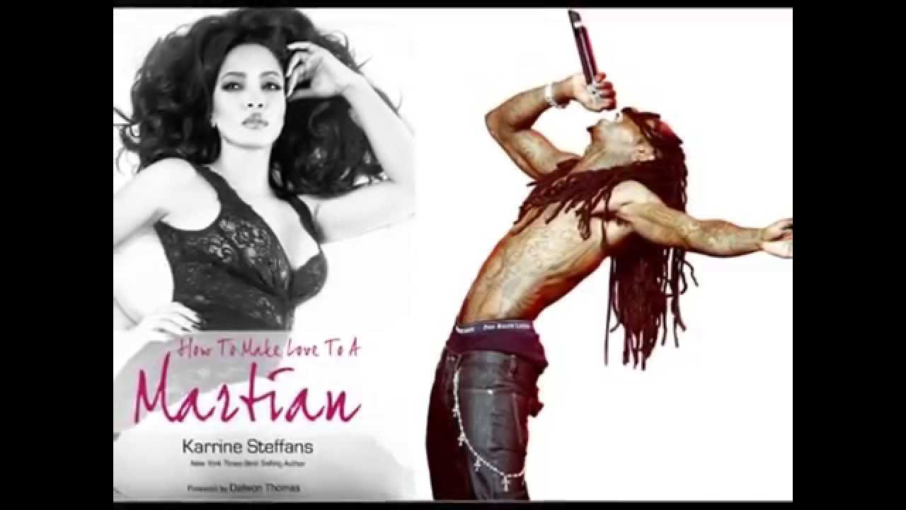karrine steffans how to make love to a martian