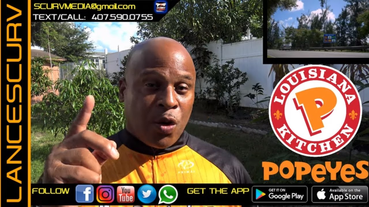 THE POPEYES CHICKEN SANDWICH IS BACK: THE TUSKEGEE SYPHILIS EXPERIMENT LIVES AGAIN!
