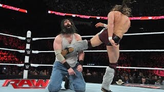 Daniel Bryan vs. Luke Harper: Raw, March 2, 2015