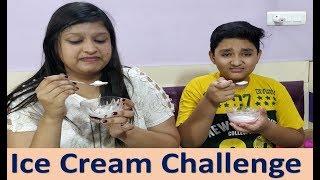 Ice Cream Challenge  Funny Combinations  Challenge