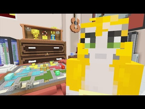 Minecraft Xbox - Slow Challenge - Battle Mini-Game