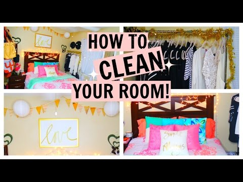 how-to-clean-your-room-super-fast!!!-fair_rah♡