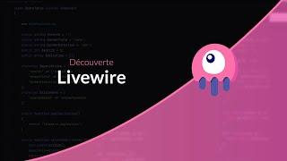 Miniature catégorie - Tutoriel Laravel : Découverte de Livewire