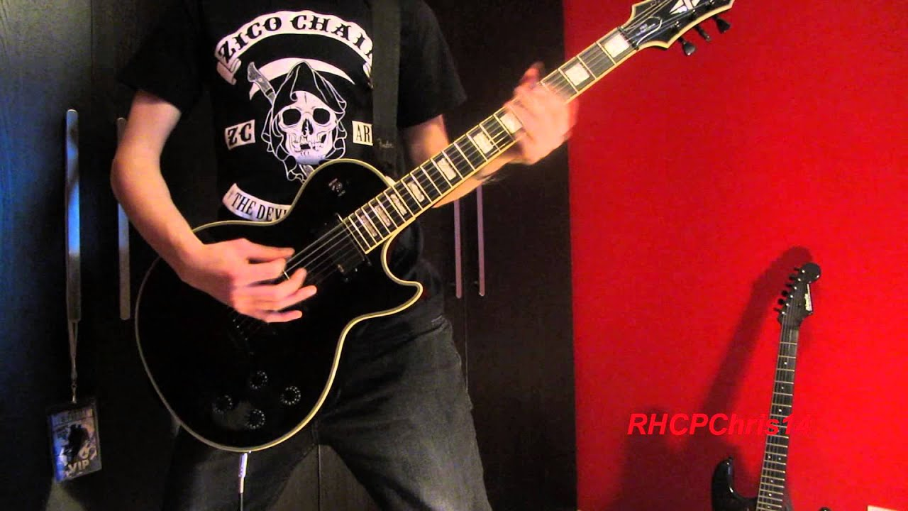 trivium brave this storm matt heafy signature guitar cover hd youtube. Black Bedroom Furniture Sets. Home Design Ideas