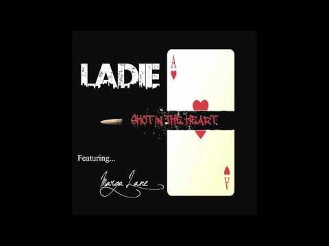 """Ladie feat. Marga Lane """"Shot In The Heart"""" Official Audio"""