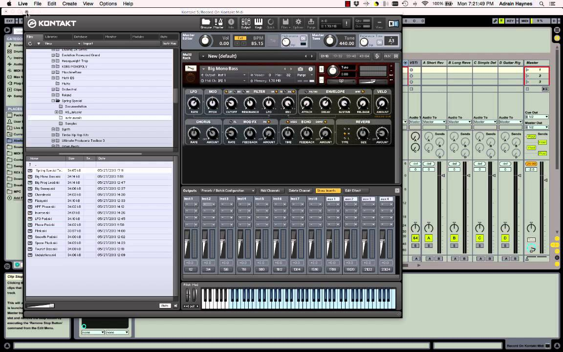 how to install cracked kontakt library