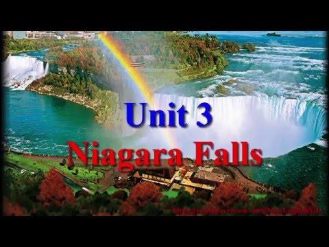 Learn English via Listening Level 4 Unit 3 Niagara Falls