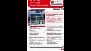 Leader fermeture catalogue (rideau métallique porte et portail) maroc