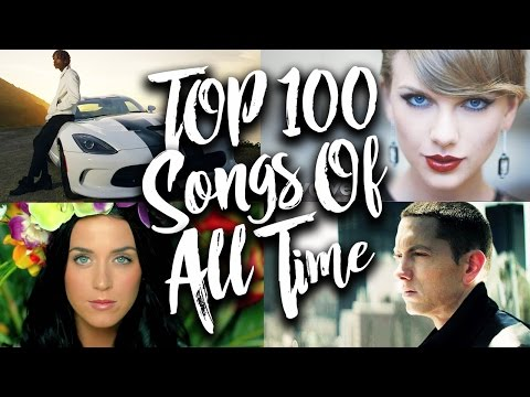 TOP 100 Most Viewed English Songs of All Time Updated in 2017