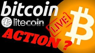 BITCOIN LITECOIN and ETHEREUM LIVE STREAM bitcoin price prediction, analysis, news, trading