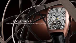 Franck Muller - 25th years of passion for Haute Horlogerie