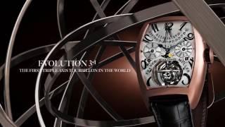 Franck Muller - 25th years of passion for Haute Horlogerie