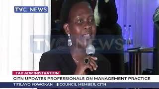 CITN updates professionals on management practice