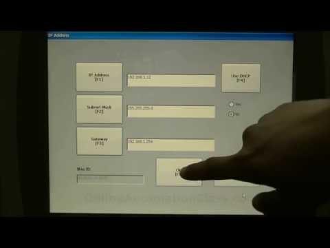 Allen Bradley PanelView Plus HMI Ethernet / Communication Setup