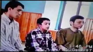 Ali TEL 13 Yaşında Okuduğu Tilavetin Tamamı Tevbe Suresi 126-129 (7 Ağustos 1997)