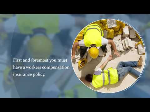 What Are Your Workers Compensation Insurance Responsibilities As An Employer?