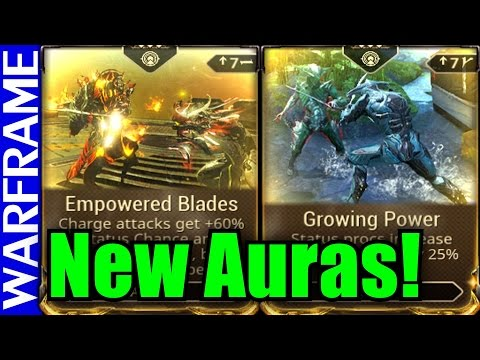Auras 2.0! How to Get the New Aura Mods in Silver Grove - Warframe Guide [1080HD]