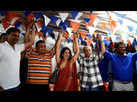 Sir Anerood Jugnauth s'estime victime «d'histoires communales inventées»