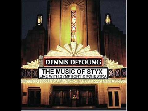 Dennis DeYoung- Goodnight my Love