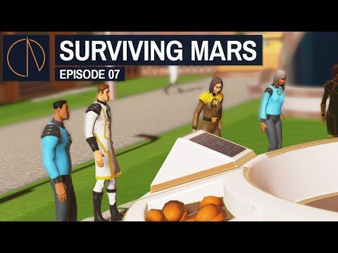 Surviving Mars | EVERYONE'S MISERABLE (#7)
