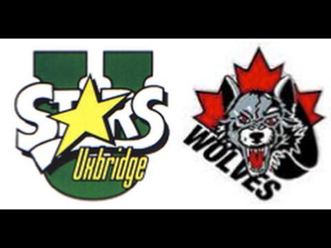 Uxbridge Stars vs Credit Valley Wolves 10-9-15