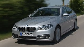 BMW 5-series (2013) AutoWeek review