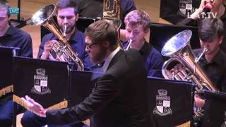 Unibrass 2016 - University of Manchester Brass Band (HQ Audio)