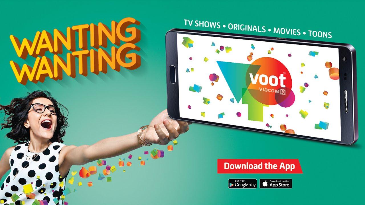Voot a Video On-demand Platform for Indian TV Channels
