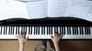 使用楽譜;ぷりんと楽譜・上級、 2016年10月2日 録画.