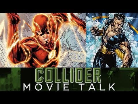 Collider Movie Talk - The Flash Movie Gets New Director, Namor Rights Back With Marvel?