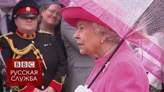 Королева и премьер Британии не заметили микрофон