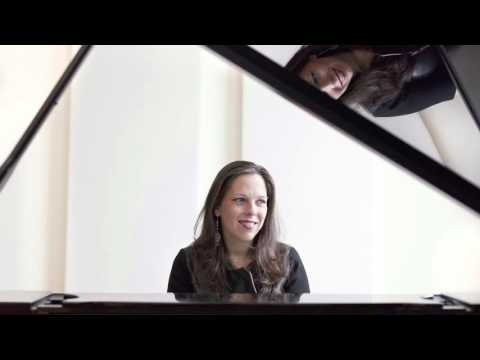Daria van den Bercken- Shostakovich Piano Concerto no.2 mov.2 Live in Seoul, South Korea