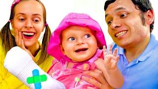 The Boo Boo сancion + otras Canciones infantiles de Maya y Mary