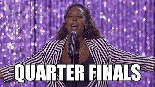 Loren Allred - Never Enough(Cover by Glennis Grace)America's Got Talent 2018 Quarter Finals GTF